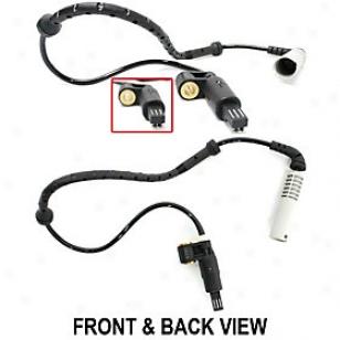 2001-2002 Bmw 3Z5i Speed Sensor Replacement Bmw Speed Sensor Repb310818 01 02