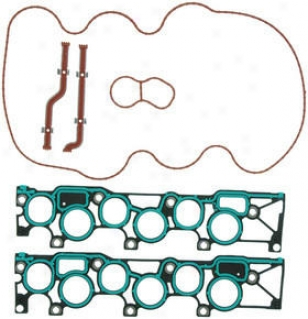 2001-2002 Ford E-150 Econoline Intake Manifold Gasket Victor Ford Imtake Manifold Gasket Ms1989 01 02
