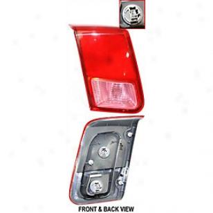 2001-2002 Honda Civil Tail Light Replacement Honda Tail Light 3171308las 01 02