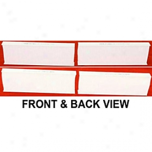 2001-2003 Acura Cl Cabkn Air Filterr Replacement Acura Cabin Air Filter H420105 01 02 03