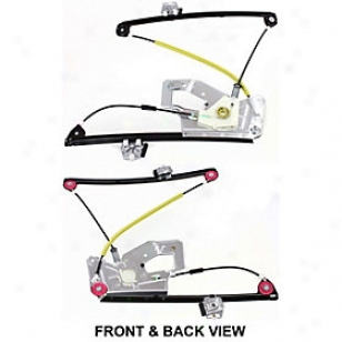 2001-2003 Bmw 525i Window Regulator Replacement Bmw Window Regulator B462921 01 02 03