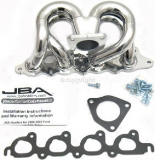 2001-2003 Ford Escape Headers Jba Flrd Headers 1680sjs 01 02 03