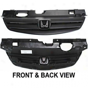 2001-200 3Honda Civic Grille Insert Re;lacement Honda Grille Insert H070101 01 02 03