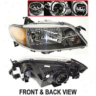 2001-2003 Mazda Protege Headlight Replacement Mazda Headlight M100147 01 02 03