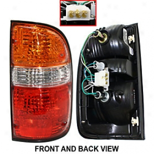 2001-2004 Toyota Tacoma Tail S~ Replacement Toyota Tail Light 3121935ras 01 02 03 04