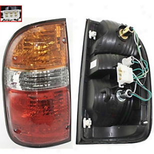 2001-2004 Toyota Tacoma Tail Light Replacement Toyota Tail Light 3121935lasq 01 02 03 04