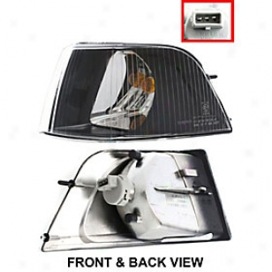 2001-2004 Volvo S40 Corner Light Replacement Volvo Corner Light 3731510las2 01 02 03 04
