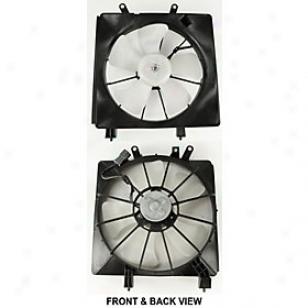 2001-2005 Hondq Civic Radiator Agitate Replacement Honda Radia5or Fan H160929 01 02 03 04 05