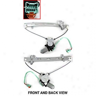 2001-2005 Honda Civic Window Regulator Replacement Honda Window Regulator H462916 01 02 03 04 05