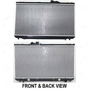 2001-2005 Lexus Is300 Radiator Replacement Lexus Radiator P7002p 01 02 03 04 05