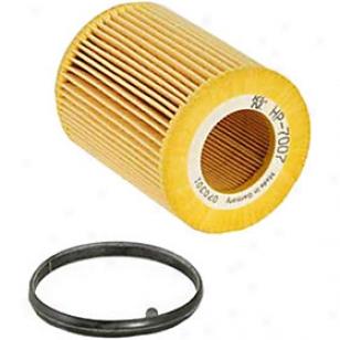 2001-2007 Bmw 525i Oil Filter K&n Bmw Oil Filter Hp-7007 01 02 03 04 05 06