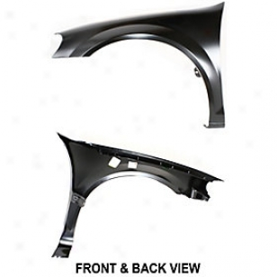 2001-2006 Chrysler Sebring Fender Replacement Chrysler Fender D220112 01 02 03 04 05 06