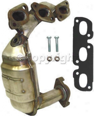 2001-2006 Ford Escape Catakytic Converter Eastern Ford Catalytic Converter 30488 01 02 03 04 05 06