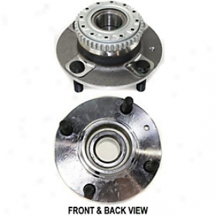 2001-2006 Hyundai Elantra Wheel Hub Replacement Hyundai Wheel Hub Rep2h85912 01 02 03 04 05 06