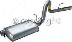 2001-2006 Jeep Wrangler (tu) Exhaust System Dynomax Jeep Exhaust System 19391 01 02 03 04 05 06