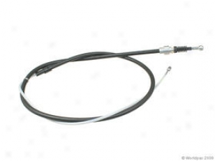 2001-2006 Volkswagen Golf Parking Brake Cable Gemo Volkswagen Parking Brake Cable W0133-1852612 01 02 03 04 05 06