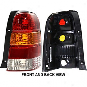 2001-2007 Ford Escape Tail Light Replacement Ford Tail Light 3301907rus 01 02 03 04 05 06 07