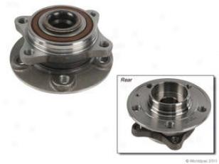 2001-2009 Volvo S60 Wheel Hub First Equipment Quality Volvo Wheel Hub W0133-1903865 01 02 03 04 05 06 07 08 09