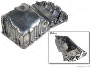 2001 Audi A4 Oil Pan Vaico Audi Oil Pah W0133-1736645 01