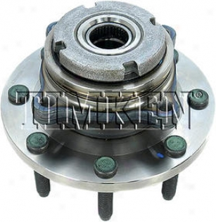 2001 Ford F-250 Super Duty Wheel Hub Timken Ford Wheel Hub 515021 01