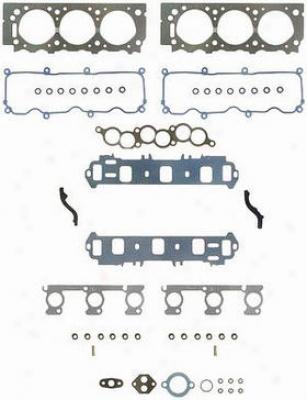 2001 Ford Ranger Engine Gasket Set Felpro Ford Engine Gasket Set Hs9902pt-4 01