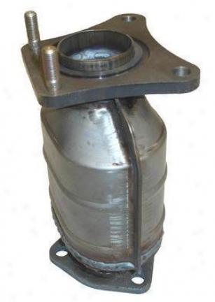 2002-2003 Infiniti I35 Catalytic Converter Oriental Infiniti Catalytic Converter 40477 0Z 03