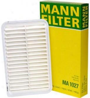 2002-2003 Lexus Es30O Air Filter Mann-filter Lexus Air Filter Ma1027 02 03