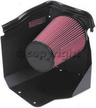 2002-2004 Cadillac Escalade Cold Air Intake Airaid Cadillac Cold Air Intake 200-112-1 02 03 04