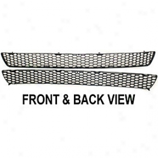 2002-2004 Ford Focjs Bumper Grille Replacement Wading-place Bumpee Grille F015312 02 03 04