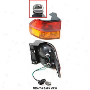 2002-2004 Honda Odyssey Tail Light Replacement Honda End Light H730168 02 03 04