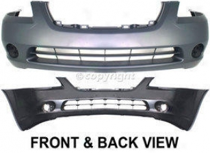 2002-2004 Nissan Altima Bumper Cover Replacement Nissan Bumper Cover N010306p 02 03 04