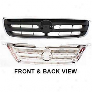 2002-2004 Nisan Altima Grille Replacement Nissan Grille N070106 02 03 04