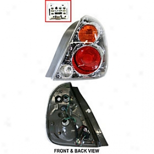 2002-2004 Nissan Altima Tail Light Replacement Nissan Tail Light 3151938ras 02 03 04