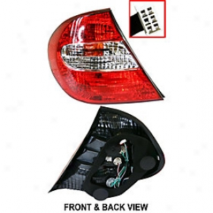 2002-2004 Toyota Camry Tai lLight Replacement Toyota Tail Light 3121938las 02 03 04