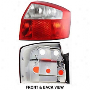2002-2005 Audi A4 Tail Light Replacement Audi Tail Light 65620 02 03 04 05