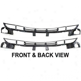 2002-2005 Bmw 325i Bumper Grille Replacement Bmw Bumper Grille B015307 02 03 04 05