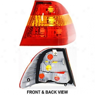 2002-200 5Bmw 325i Tail Light Replacement Bmw Tail Light B730105 02 03 04 05