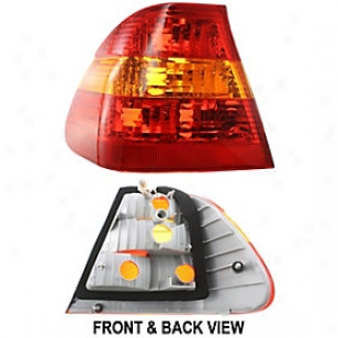 2002-20005 Bmw 325i Tail Light Replacement Bmw Tail Light B730118 02 03 04 05