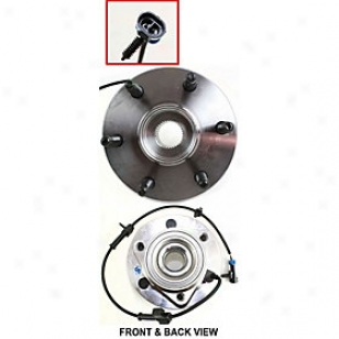 2002-2005 Cadillac Escalade Wheel Hub Replacement Cadillac Wheel Hub Arbsp550304 02 03 04 05