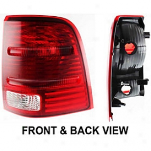 2002-2005 Ford Explorer Limited Light Replacement Ford Tail Light F730109 02 03 04 05