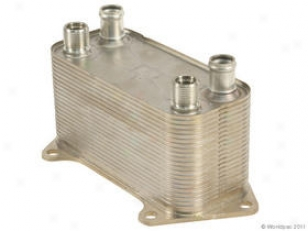 2002-2005 Land Fickle person Freelander Oil Cooler Oes Genuine Land Rover Oil Coole rW0133-1651720 02 03 04 05