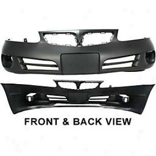 2002-2005 Pontiac Bonneville Bumper Cover Replacement Pontiac Bumper Cover P010320p 02 03 04 05