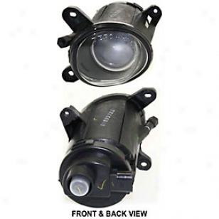 2002-2005 Volkswagen Passat Fog Lightt Replacement Volkswagen Fog Light V107516 02 03 04 05