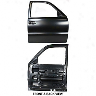 2002-2006 Cadillac Escalade Door Shell Repla3cment Cadillac Door Shell 20115 02 03 04 05 06