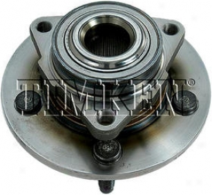 2002-2007 Dodge Ram 1500 Wheel Hub Timken Dodge Wheel Hub Ha500100 02 03 04 05 06 07
