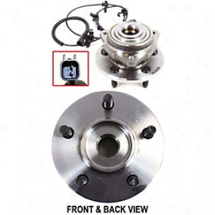 2002-2007 Jeep Liberty Wneel Hub Replacement Jeep Wjeel Hub Rep2j83708 02 03 04 05 06 07