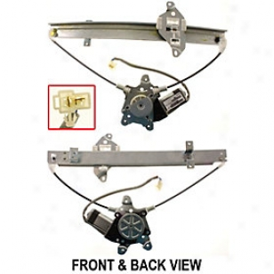 2002-2007 Mitsubishi Lancer Window Regulator Replacement Mitsubishi Window Regulator M491730 02 03 04 05 06 07