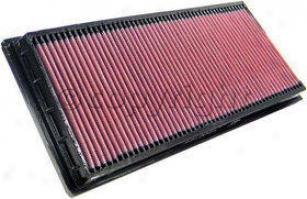 2002-2008 Jaguar X-type Air Filter K&n Jaguar Air Filter 33-2264 02 03 04 05 06 07 08