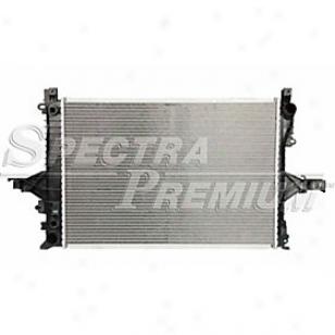 2002-2009 Volvo S60 Radiator Spectra Volvo Radiator Cu2805 02 03 04 05 06 07 08 09
