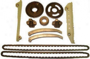 2002 Ford E-150 Econoline Club Wagon Timing Enslave Cloyes Ford Timing Chain 9-0387sg 02